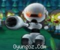 Zombiler Robota Karşı