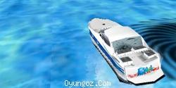 3D Deniz Botu Yarışı